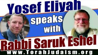 Yosef Eliyah speaks with R' Saruk Eshel
