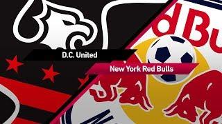 DC United vs New York Red Bulls full match