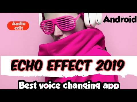 How To Add echo effect To Voice Recording On Android