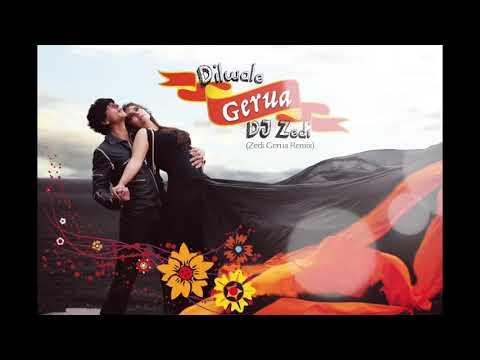 Gerua   Dilwale Zedi Remix   DJ Zedi