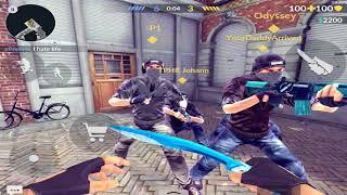 Cops- Team Pharaohs vs Team EXLE [Full scrim]