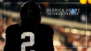 Derrick Henry: 2015 Heisman Trophy Winner (season highlights)