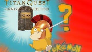 Titan Quest Anniversary Edition. Новые боссы