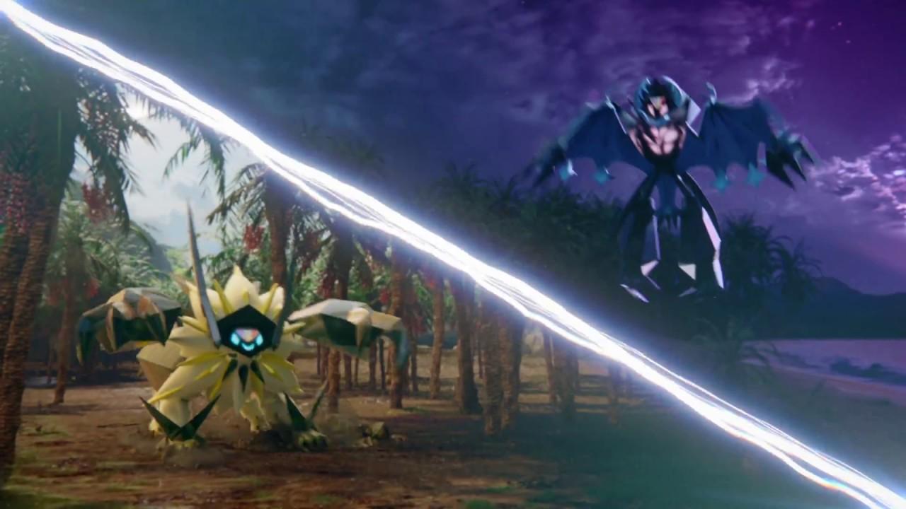 Pokémon Ultra Soleil Et Ultra Lune Prêts Pour Laventure Ultime