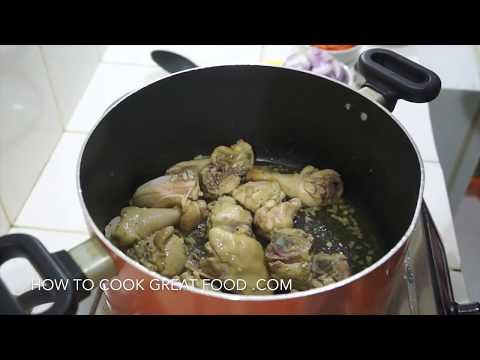 Italian Style Chicken Vegetable Stew Recipe - Super Easy