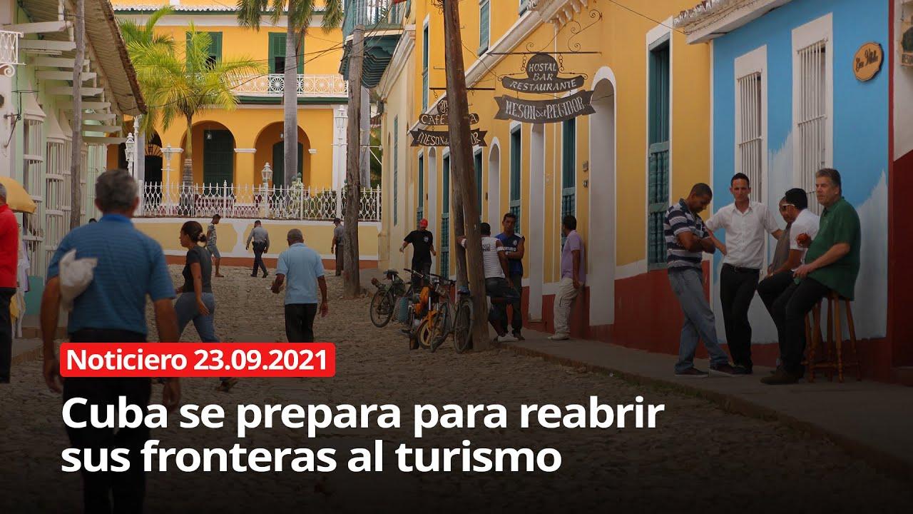 Download Cuba se prepara para reabrir sus fronteras al turismo - 23/09/2021