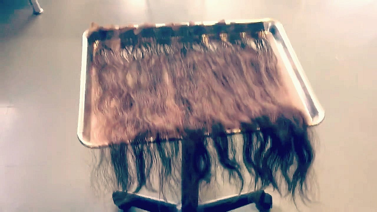 Tape In Hair Extentions 2 Month Update Hotheads Hair Youtube