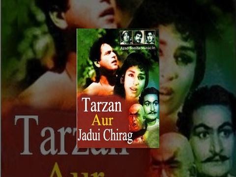 Tarzan Aur Jadui Chirag - Full Classic Movie