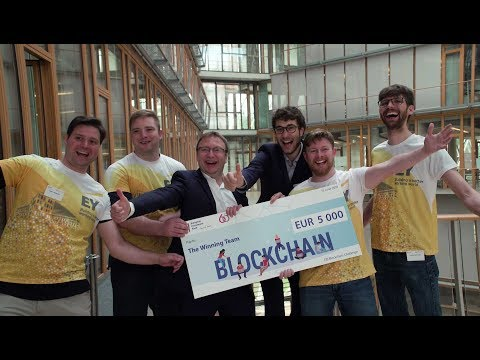 👩‍💻👨‍💻 Blockchain Challenge: coders at the EIB