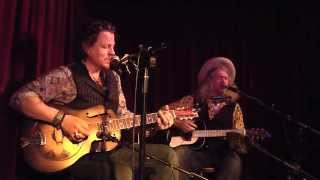 Ian Siegal and Jimbo Mathus 2016 Tour promo