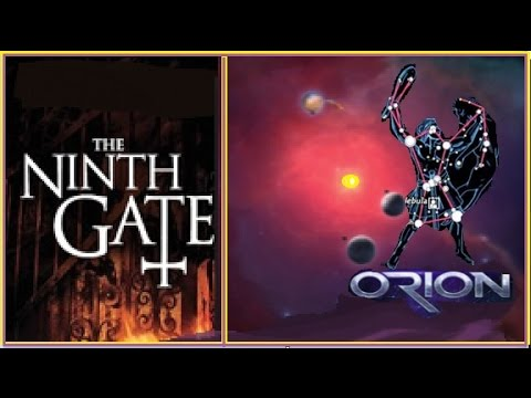 MY TRIP THROUGH THE SECRET DOOR - THE NINTH GATE ORION