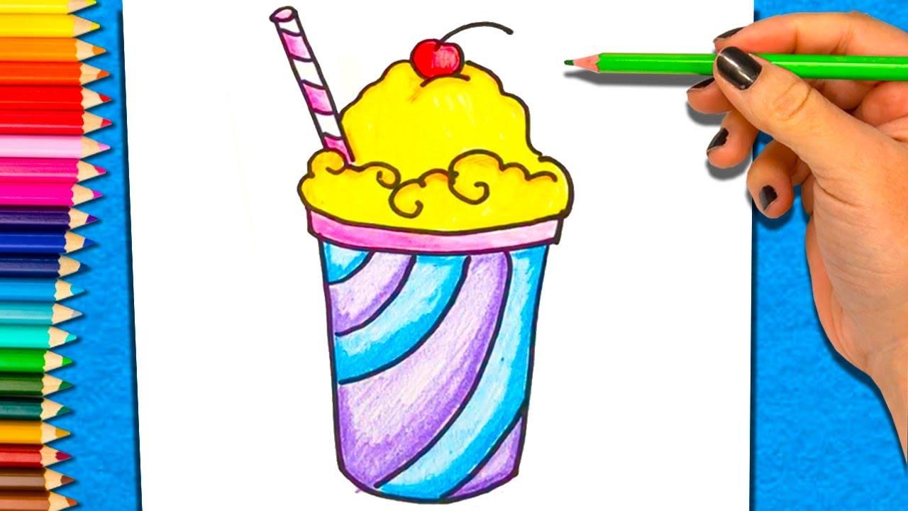 Dibujar Y Colorear Para Niños