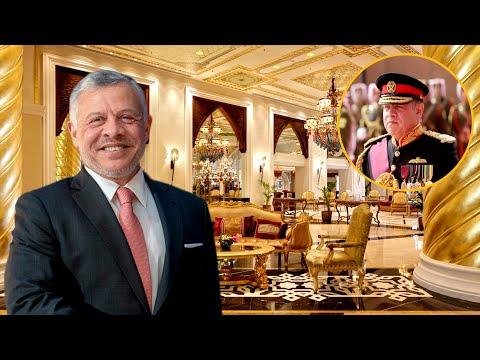 King of Jordan Abdullah II Lifestyle & Unknown Facts