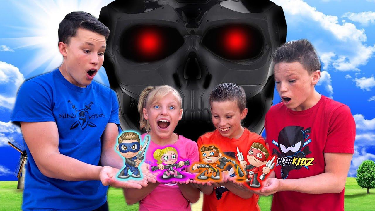 We made Ninja Toys for TEN MILLION subscribers!