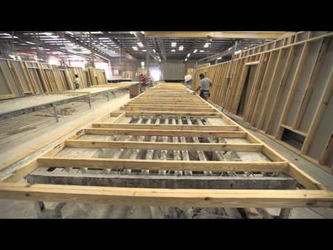 Jacobsen Homes Factory Tour