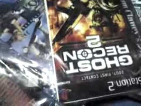 21d26acbfca4 Pirated gaming Pirated ps2 games - YouTube