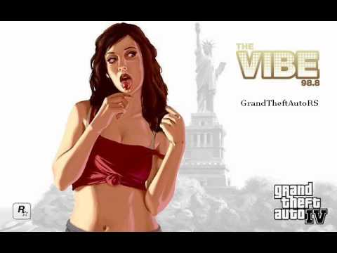 GTA4- The Vibe 98.8- The Isley Brothers - footsteps in the dark