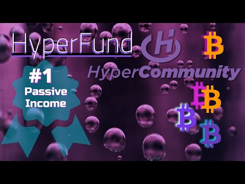 Hyperfund Update: Billionaires Offering You A Passive Income. Strategy and Info HyperTech Group