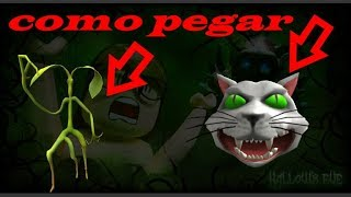 [ROBLOX] How to get the Possessed Cat Head and the Pickett Shoulder Companion