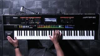 Roland JUPITER-50 Sound Examples — Patch 1756: