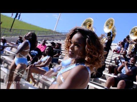 Talladega College Marching Band - Love You Better (Dega Diamonds) - 2018