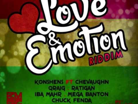 CHUCK FENDA - GOD ANSWER PRAYER | LOVE & EMOTION RIDDIM | BMG  | DANCEHALL | 2014 @21STHAPILOS