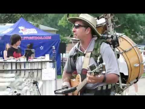 One Man Band & Tubulum Last Dance With Mary Jane COVER
