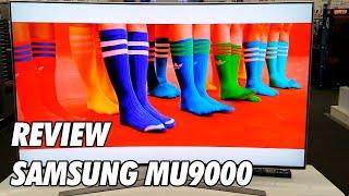 Review Samsung MU9005 Nueva Television 4K UHD HDR Smart TV 2017