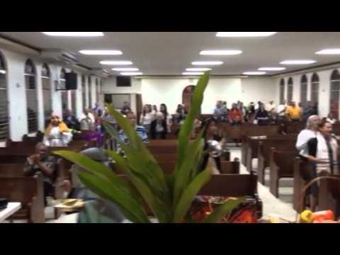 Rosa Pérez- Iglesia Discípulos De Cristo, Fajardo
