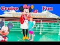 Assistant Disney Cruise Fun Mickey Mouse and Fun Treasure Hunts
