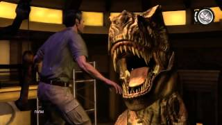 Jurassic Park The Game   Парк Юрского Периода Игра   Прохождение    Часть 02