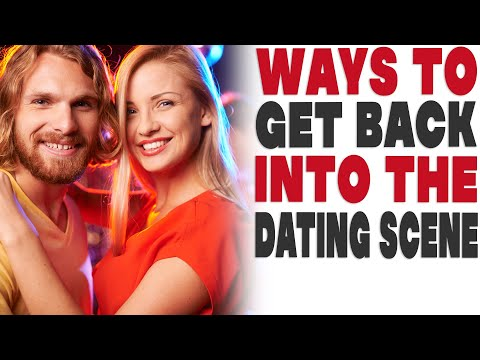 How To Get Back Into The Dating Scene | 5 Steps To Meet Women Again | Dating Tips For Newbies! from YouTube · Duration:  7 minutes 9 seconds