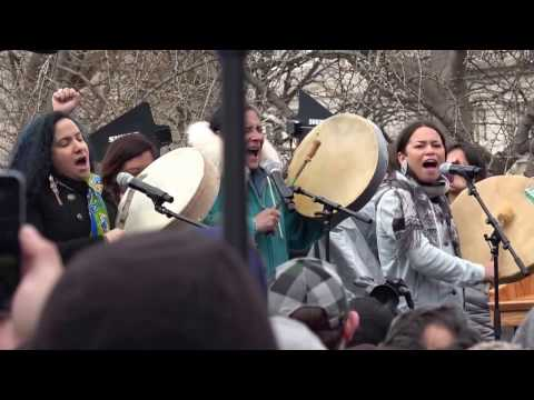 Native Nations March on Washington, DC (3 of 13)