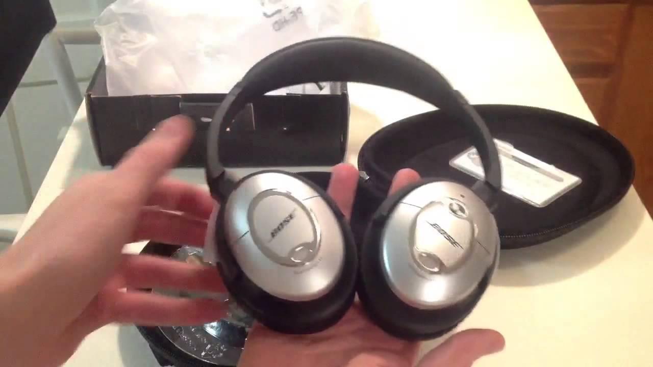 Advice on 1st good set of headphones, bose qc15, audio technica.