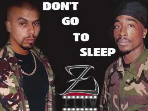 Don't Go To Sleep   Muslim feat 2Pac remix