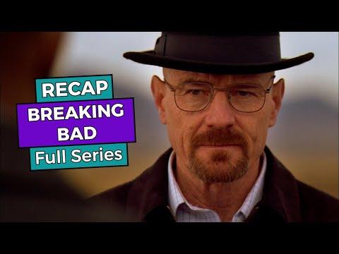 Breaking Bad - Full Series RECAP!!!