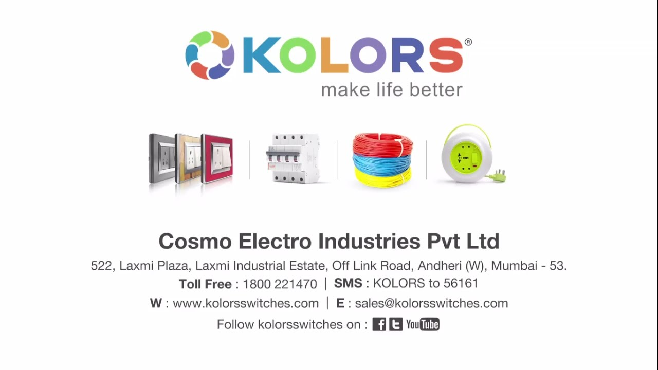 Kolors Switches - Corporate Film - YouTube