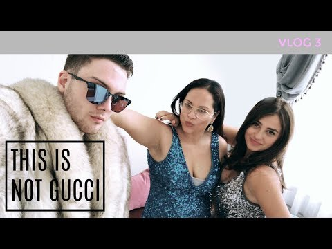 This is NOT Gucci   Lisa in the City Ep.3