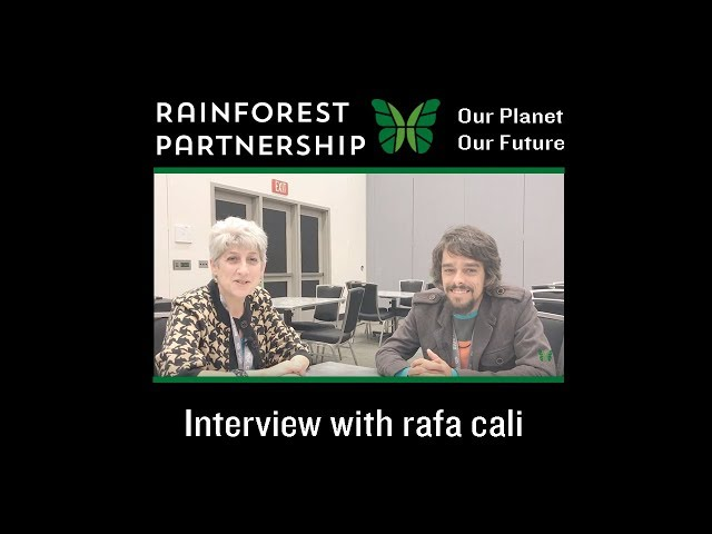 Our Planet. Our Future. Interview with Rafa Calil of Duo2