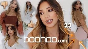 Im Test: Boohoo (honest AF) 😈🔥 -Adorable Caro