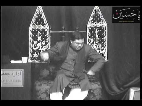 Majlis e Aza 5th Safar 1436 At Idara e Jaferia MD USA ...