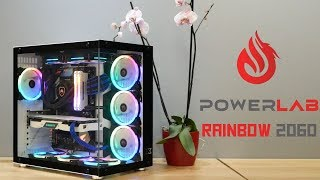 [Cowcot TV] Découverte PC GAMER POWERLAB RAINBOW 2060S