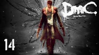 Прохождение DMC: Devil May Cry - Миссия 14 — Последний танец / Отродье Мундуса (Лилит)