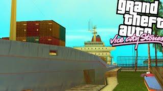 GTA VICE CITY STORIES #14 - INVASÃO AO NAVIO