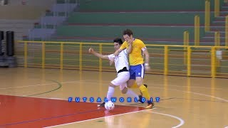 27/5/17 preliminari FINAL-EIGHT : San Carlo MI - Aosta C5 , highlights ,Juniores