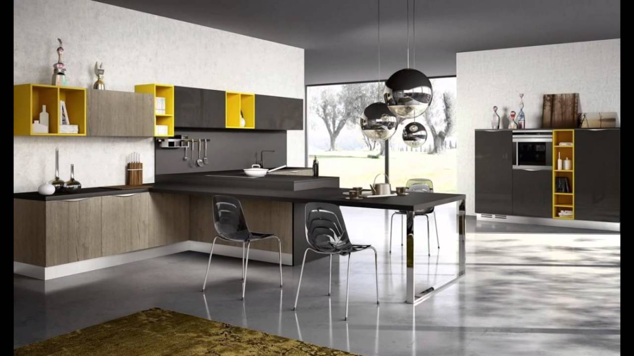 The Very Best Italian Kitchen Designed By Snaidero.