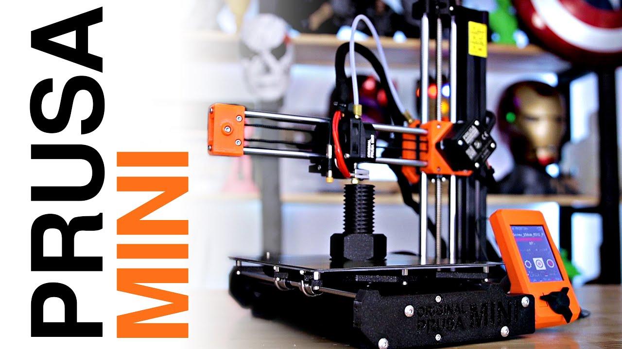 video Prusa Research Original Prusa MINI 3D Printer