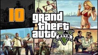 Прохождение Grand Theft Auto V (GTA 5) — Часть 10: Стретч на свободе
