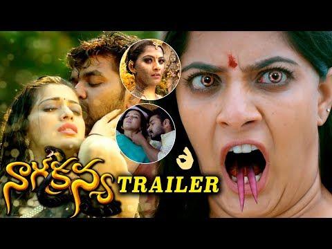 Naga kanya Movie Trailer   Jai, Raai Laxmi, Catherine Tresa, Varalaxmi Sarathkumar