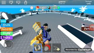 The day I went to Heaven (ROBLOX)